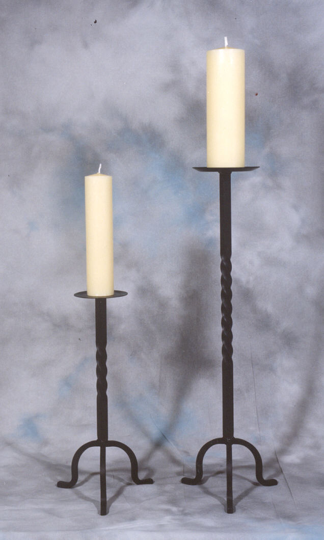 floor standing candle holders raughton ridge wrought iron floor standing candle holder. Black Bedroom Furniture Sets. Home Design Ideas