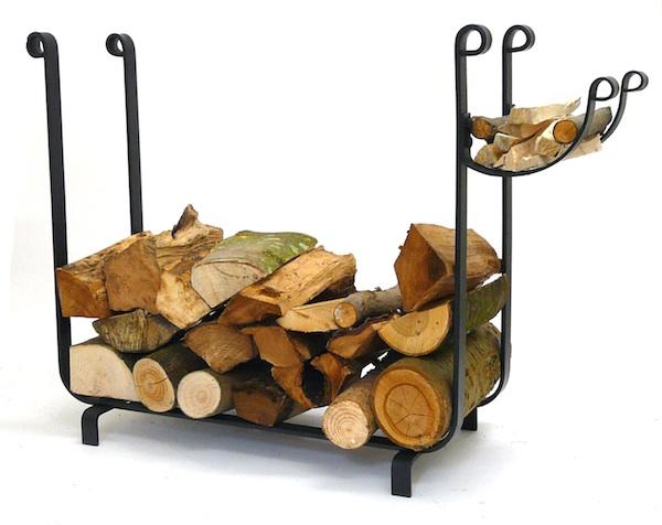 Log And Kindling Rack
